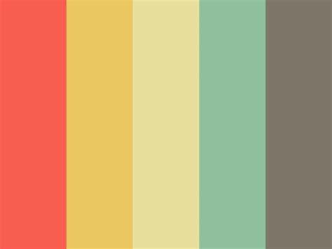 retro color palette bright retro color palette colour retro color palette