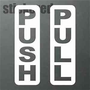 push and pull signs for glass doors push and pull door With kitchen cabinets lowes with equal sign sticker