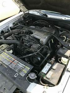 1994 5.0 GT FORD MUSTANG REBUILT ENGINE CONVERTIBLE WHITE NEWER TOP DRIVES GREAT for sale - Ford ...