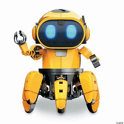 Robot Stem Artificial Intelligence Orientaltrading