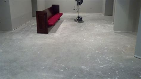 Concrete Floor Finishes How To Clean Wood Floors With