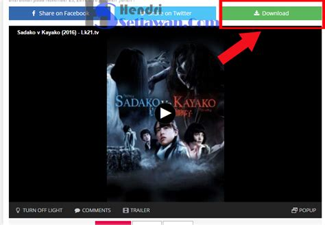 Maybe you would like to learn more about one of these? Cara Download Dengan Mudah Lk21 Pc - 10 Cara Download Film ...