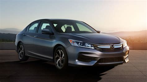 Honda Has A Midsize Masterpiece In The 2016 Accord