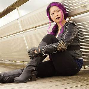 Blink (X-Men Days Of Future Past)   Cosplay Amino