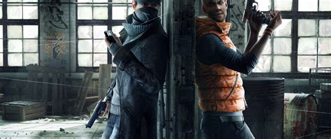dogs aiden pearce weapons full hd  wallpaper