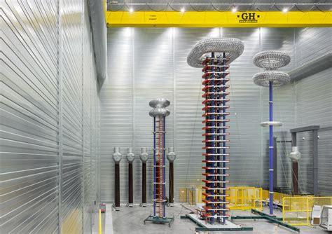 Hochspannungslabor In Mungia by Neues Hochspannungslabor Mung 237 A Spanien Industriebau