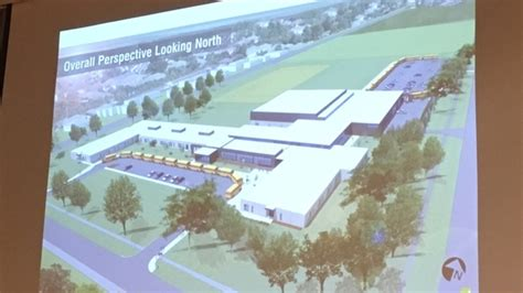 Site plan approved for new Amherstburg high school   CTV News