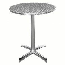Table Ronde Rabattable : table haute ardennes matoreca ~ Melissatoandfro.com Idées de Décoration