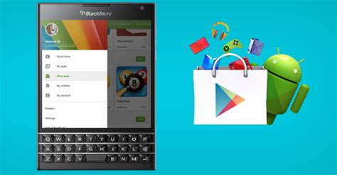play store for blackberry mobile wan gmail