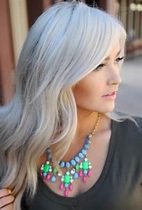 Haare Grau Farben Aber Wie Modische Haarschnitte Und
