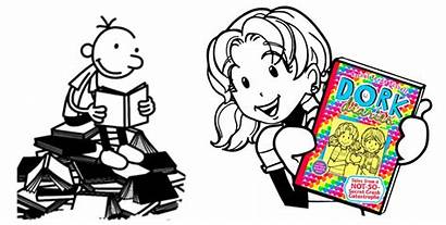 Diary Kid Wimpy Dork Diaries
