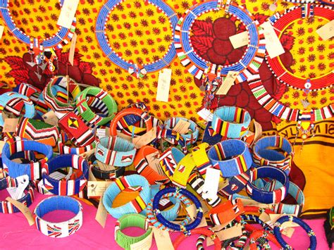 deeper africa ethical tourism beads  education