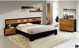 Tete De Lit Avec Chevet Intégré Ikea : t te de lit lumineuse pour un clairage doux et po tique voir ~ Teatrodelosmanantiales.com Idées de Décoration