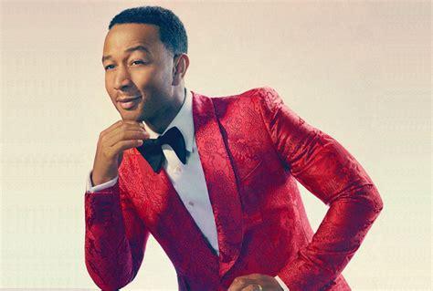 John Legend Drops Two New Christmas Songs