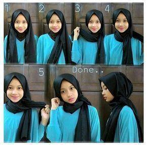 hijab tutorial tutorial hijab  mayra hijab tu