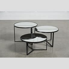Fiona 3 Piece Bunching Coffee Table Set  Living Spaces