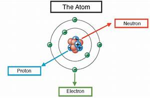 What Are The Subatomic Particles Contained Within The