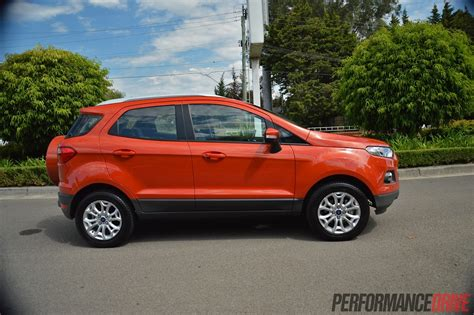 ford ecosport ecoboost review video performancedrive