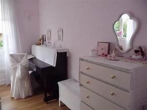 Chambre Shabby Chic : la chambre de ma fille 8 photos jaki777 ~ Preciouscoupons.com Idées de Décoration