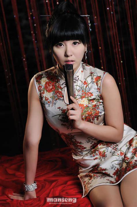 Xxx Nude Girls Ryu Ji Hye Chinese Dress
