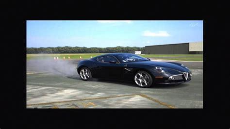 Top Gear Alfa Romeo 8c by Top Gear Vs Gt5 Alfa Romeo 8c Competizione Mp4