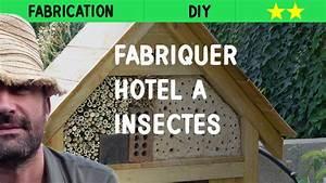 Fabriquer Un Hotel A Insecte : fabriquer un h tel insectes youtube ~ Melissatoandfro.com Idées de Décoration