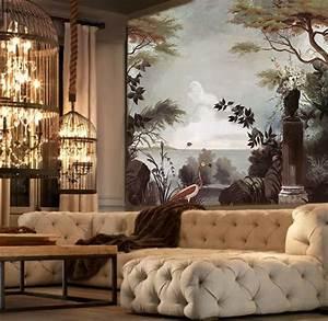 Papier Peint Ananbo : 17 best images about ananbo papiers peints panoramiques on pinterest painted walls landscape ~ Melissatoandfro.com Idées de Décoration
