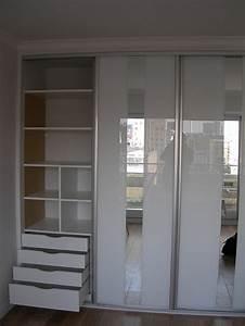 miroir leroy merlin sur mesure maison design bahbecom With porte de douche coulissante avec miroir salle de bain lumineux rond