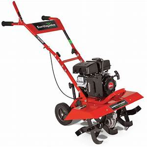 Earthquake Vector Compact Front Tine Tiller With Viper
