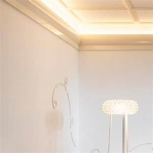 Corniche Eclairage Indirect : corniche moulure de plafond axxent orac decor pour eclairage indirect c372 ~ Melissatoandfro.com Idées de Décoration