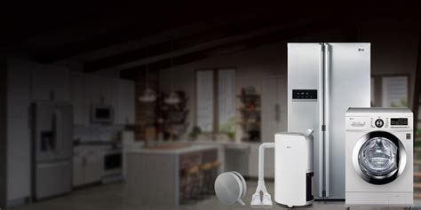 Home Appliances: LG Kitchen & Electrical Appliances