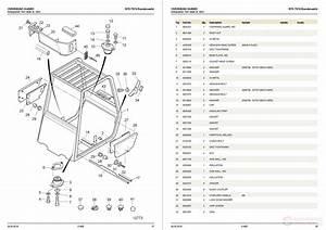 Still Steds Forklift Truck Full Set Parts Manual Dvd