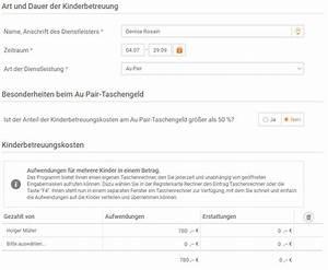 Kinderklamotten Auf Rechnung : kinderbetreuungskosten kita co von der steuer absetzen ~ Themetempest.com Abrechnung