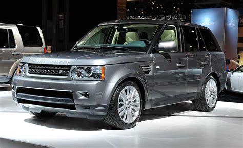 2010 Land Rover Range Rover Sport Gray