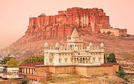 tourist places jodhpur  mehrangarh fort
