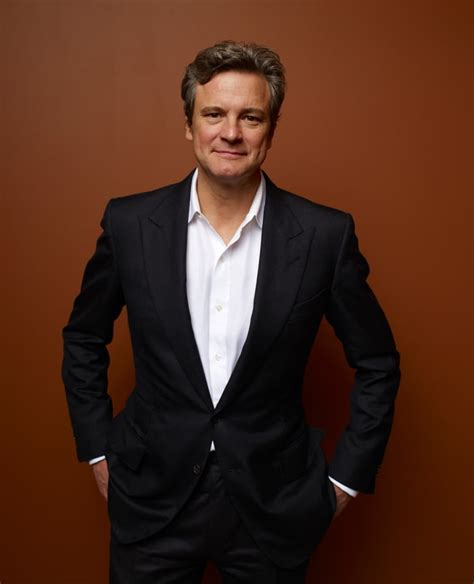 Colin Firth in 2012 | Colin Firth Evolution | POPSUGAR ...