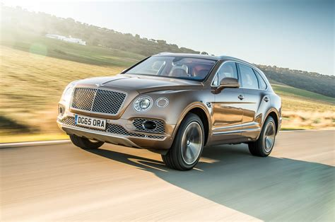 2017 bentley bentayga msrp 2017 bentley bentayga second drive review motor trend