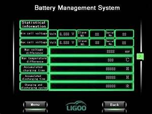 16 Batteries Per Bmu Ev Battery Management System  Bms