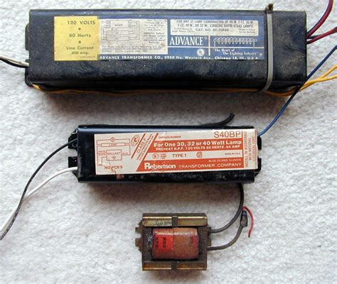 Metal Monday Scrapping Ballasts