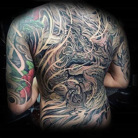 phoenix  tattoo designs  men flaming bird ideas
