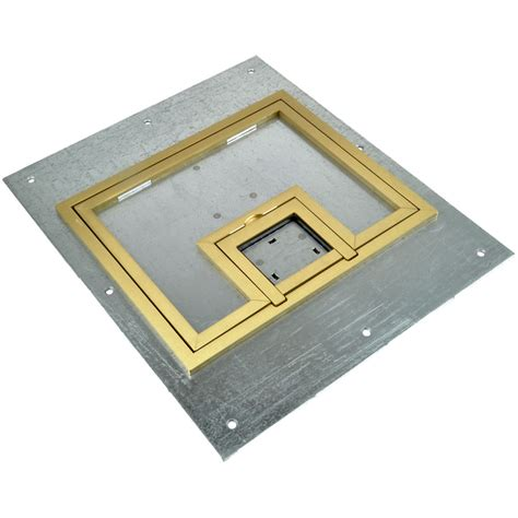 Fsr Floor Boxes Fl 500p by Fl 500p Series Floor Box