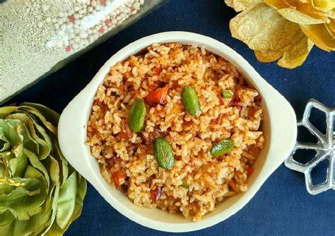 Resep sambal goreng krecek merupakan salah satu resep masakan tradisional yang khas dari yogyakarta. Resep Nasi goreng pete sambal terasi oleh Rizki Indah Pangesti - Cookpad