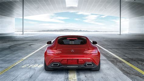 2017 Mercedes Amg Gts Wallpapers