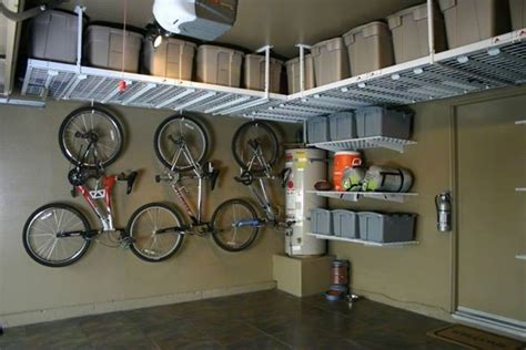 Garage Organization Ideas For Bikes by 35 Diy Garage Storage Ideas To Help You Reinvent Your