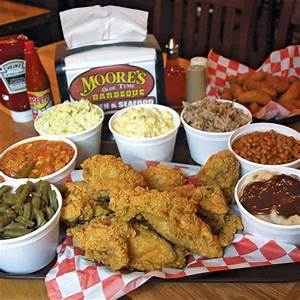 MOORE'S OLDE TYME BARBEQUE CHICKEN & SEAFOOD | Catering ...