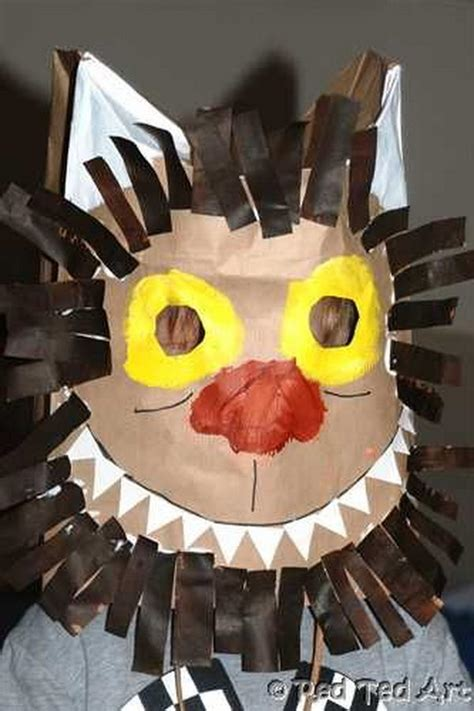 diy halloween mask crafts  kids