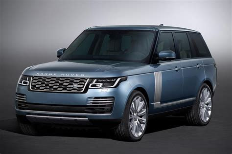 land rover 2018 2018 land rover range rover hiconsumption