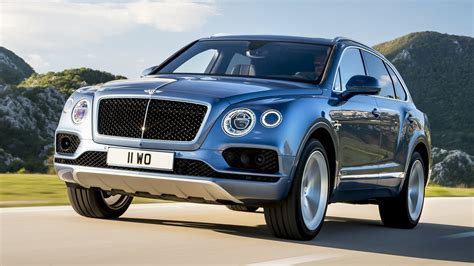 2017 bentley bentayga diesel pictures photos wallpapers