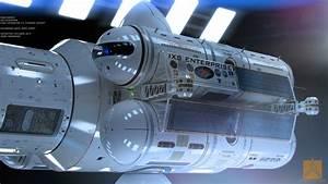NASA starship concept | Future Art | Future Timeline