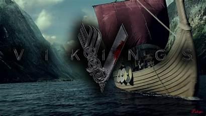 Viking Vikings Ragnar Wallpapers Lodbrok Wallpapersafari Celebrities